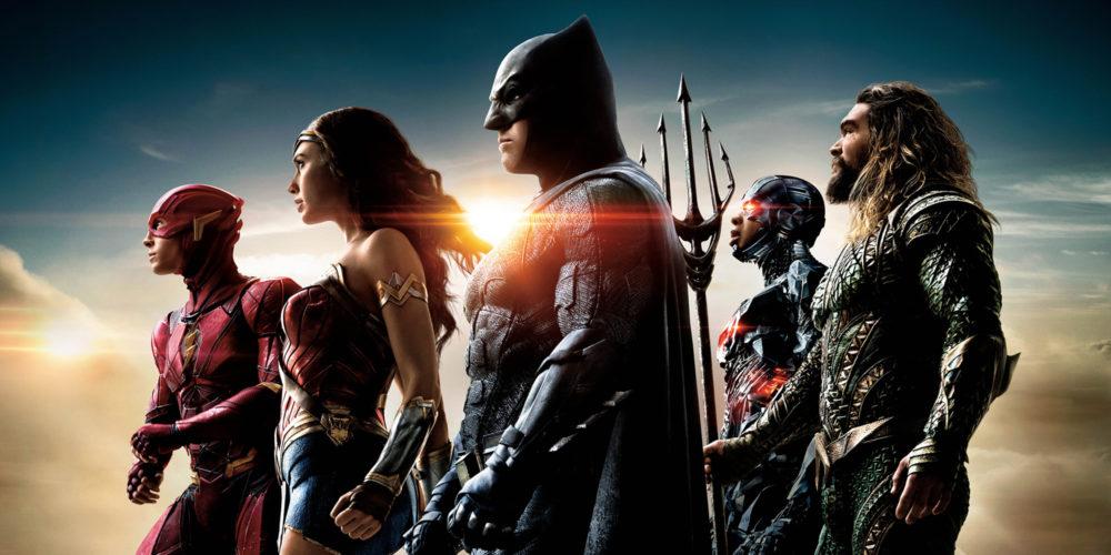 دنبالهی اسنایدر کات Justice League
