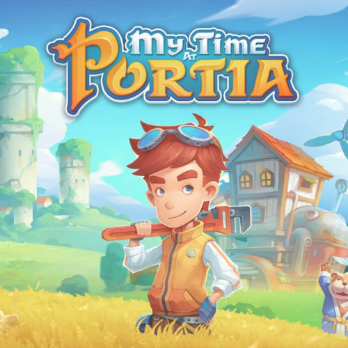 بازی My Time at Portia