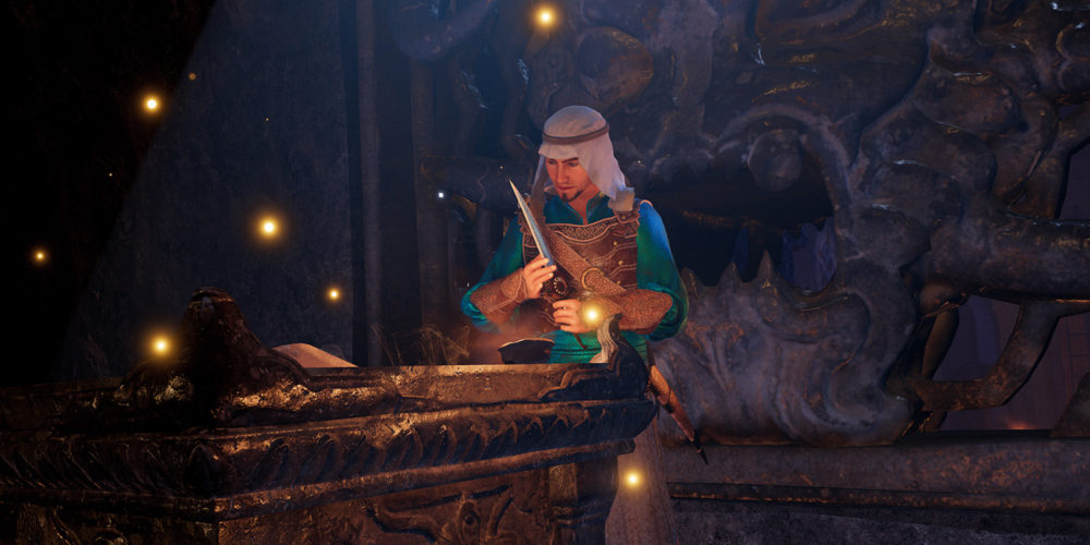 انتشار Prince Of Persia: The Sands Of Time Remake