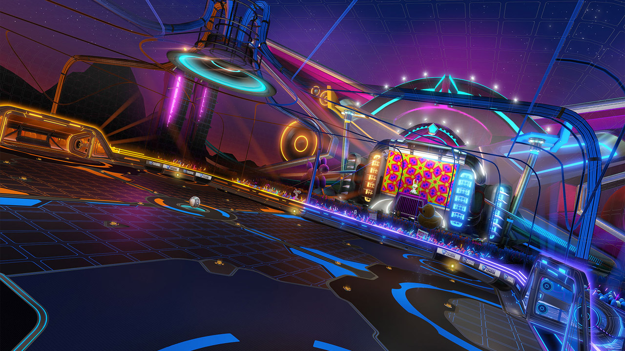 فصل دوم Rocket League