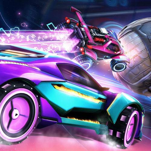 فصل دوم Rocket League