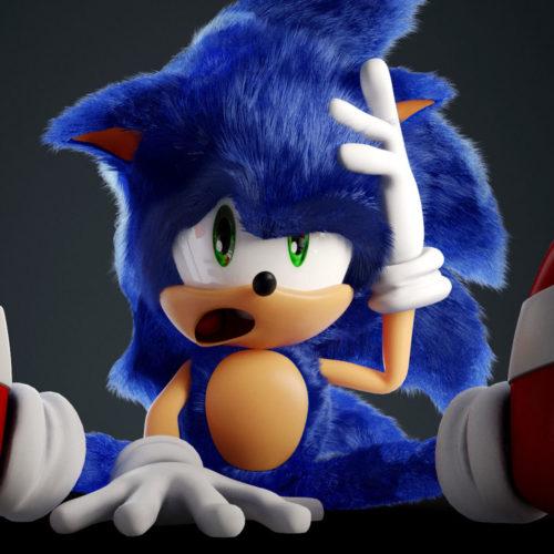 ساخت سریال انیمیشنی Sonic the Hedgehog