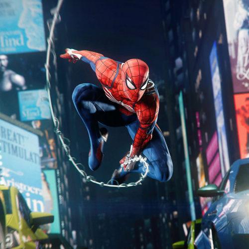 نسخهی ریمستر Marvel's Spider-Man