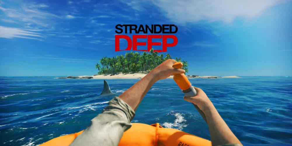بازی Stranded Deep