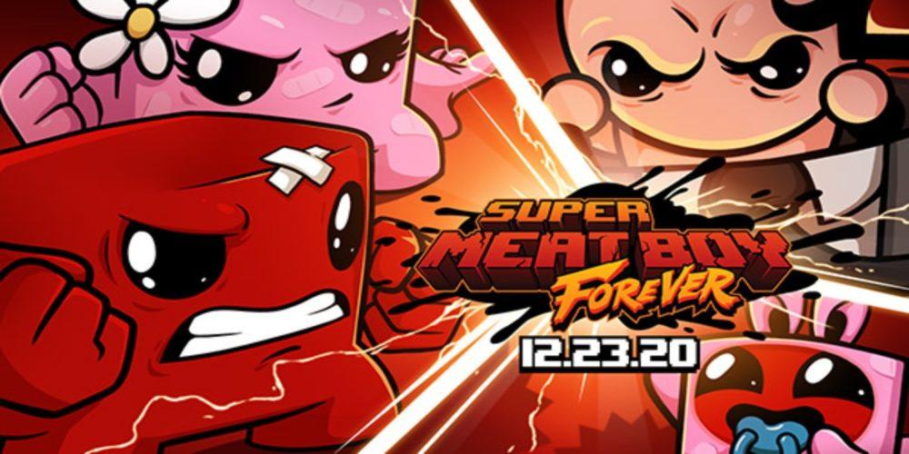 تاریخ انتشار بازی Super Meat Boy Forever مشخص شد