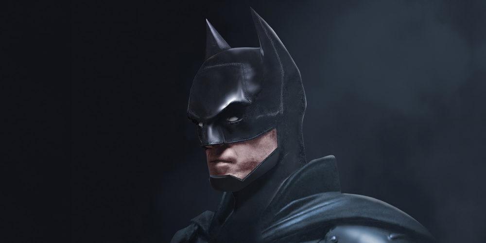 فرآیند فیلمبرداری The Batman
