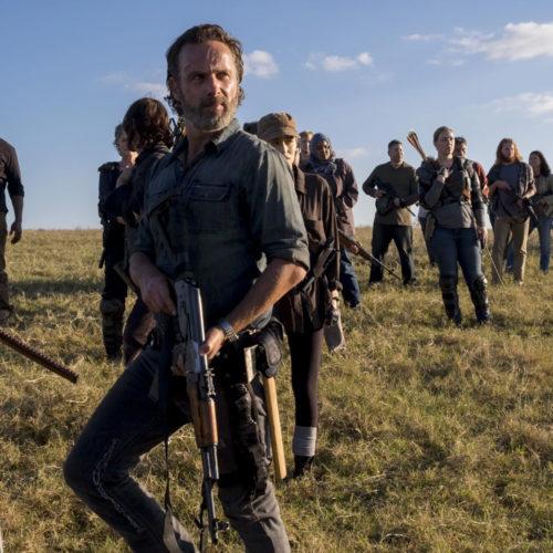 سال اکران فیلم The Walking Dead