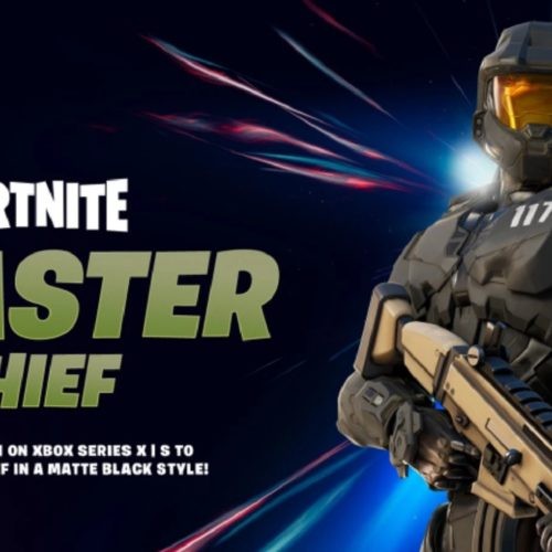 Fortnite Master Chief Skin