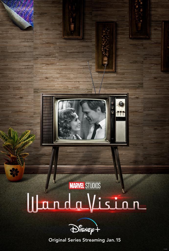 پوستر تازهی WandaVision