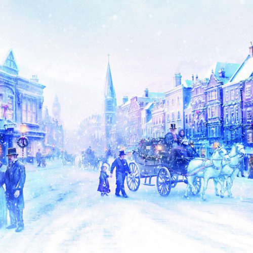 نسخهی مدرن A Christmas Carol