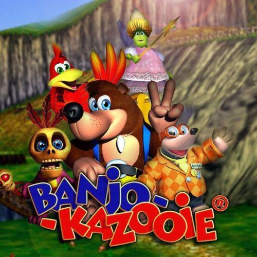 نسخهی جدید Banjo-Kazooie