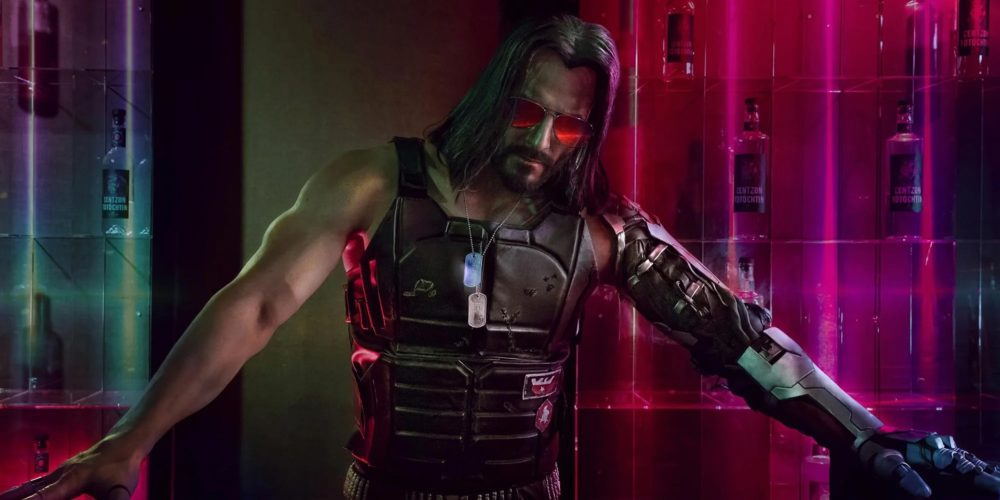 آپدیت روز عرضه Cyberpunk 2077