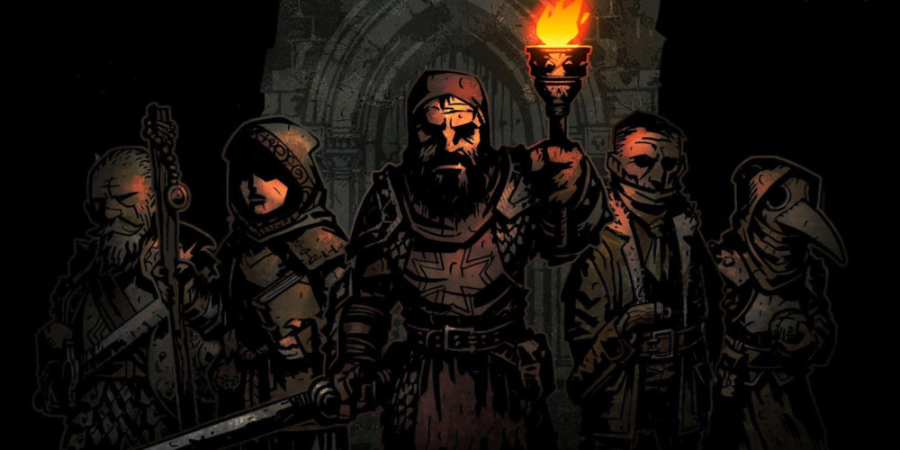 بازی Darkest Dungeon