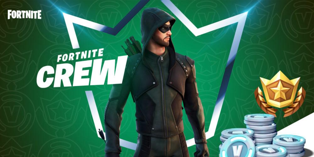 Green Arrow در فورتنایت