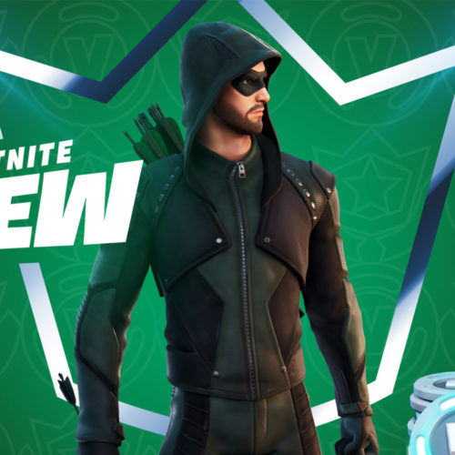 Green Arrow در فورتنایت
