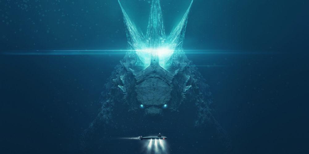 لوگوی رسمی Godzilla vs. Kong
