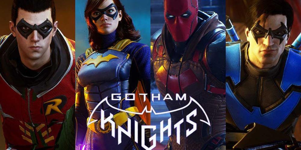 Gotham Knights تک نفره
