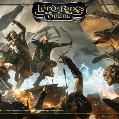 بازی Lord of the Rings Online به کنسولهای نسل جدید خواهد آمد
