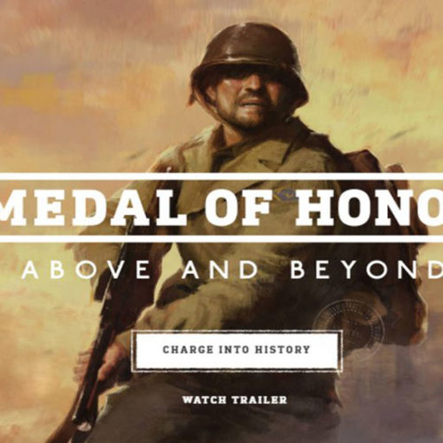 بازی medal of honor above and beyond