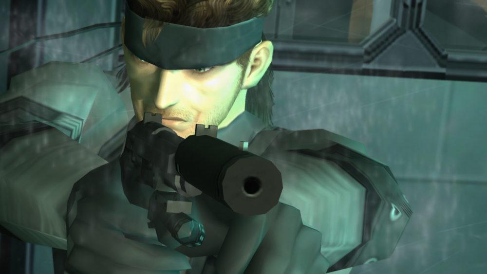 بازسازی Metal Gear Solid