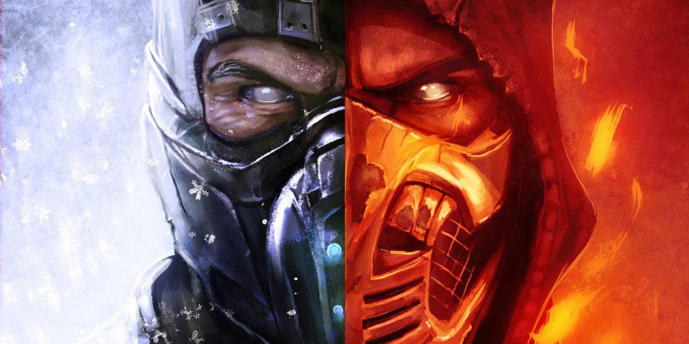 لوگوی جدید ریبوت Mortal Kombat