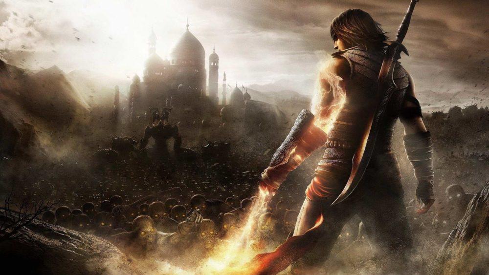 ریبوت Prince of Persia