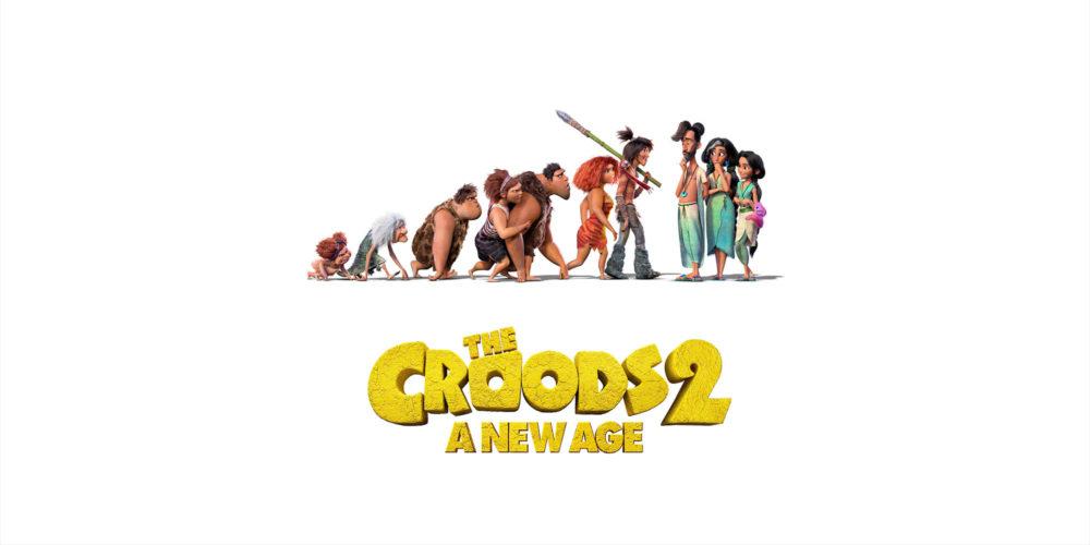 فروش افتتاحیهی Croods 2 در بازارهای خارجی