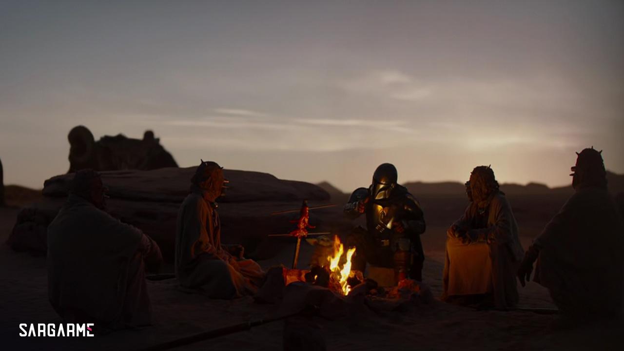 فصل دوم سریال The Mandalorian