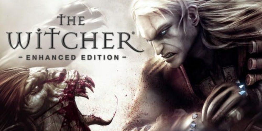 بازی The Witcher