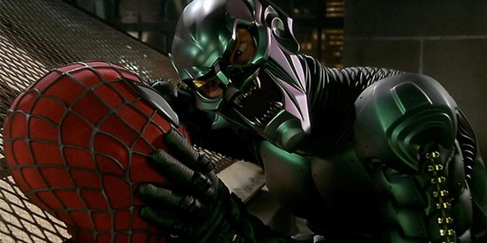 بازگشت گرین گابلین و مرد شنی در Spider-Man 3