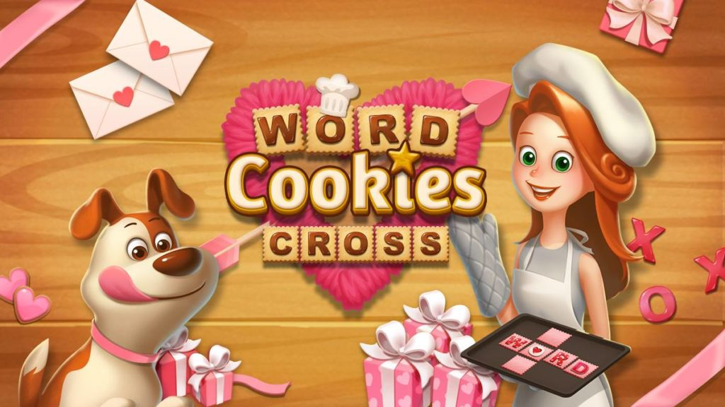word cookies cross بازی