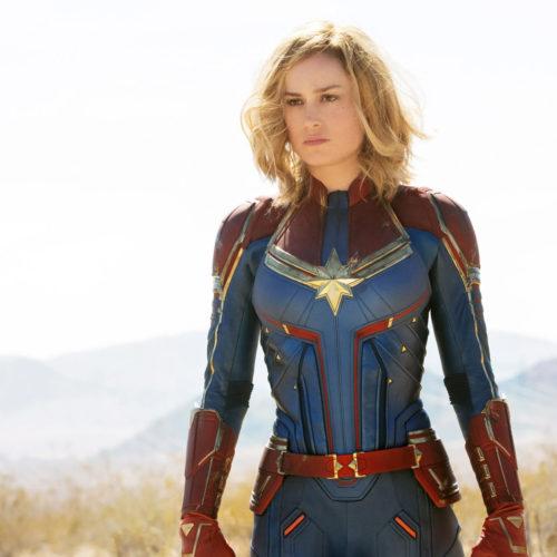فاز تولید Captain Marvel 2