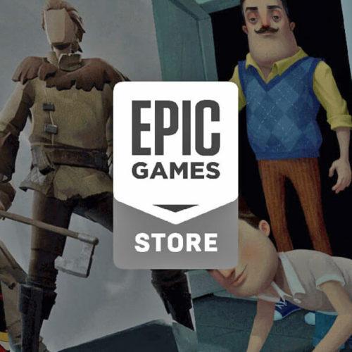 گزارش سالانهی فروشگاه اپیک گیمز