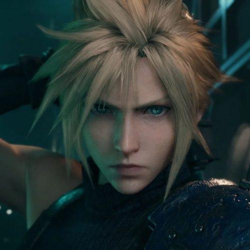 نسخهی پلیاستیشن 5 بازی Final Fantasy 7 Remake