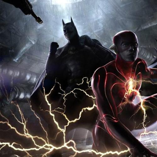 فیلمبرداری The Flash