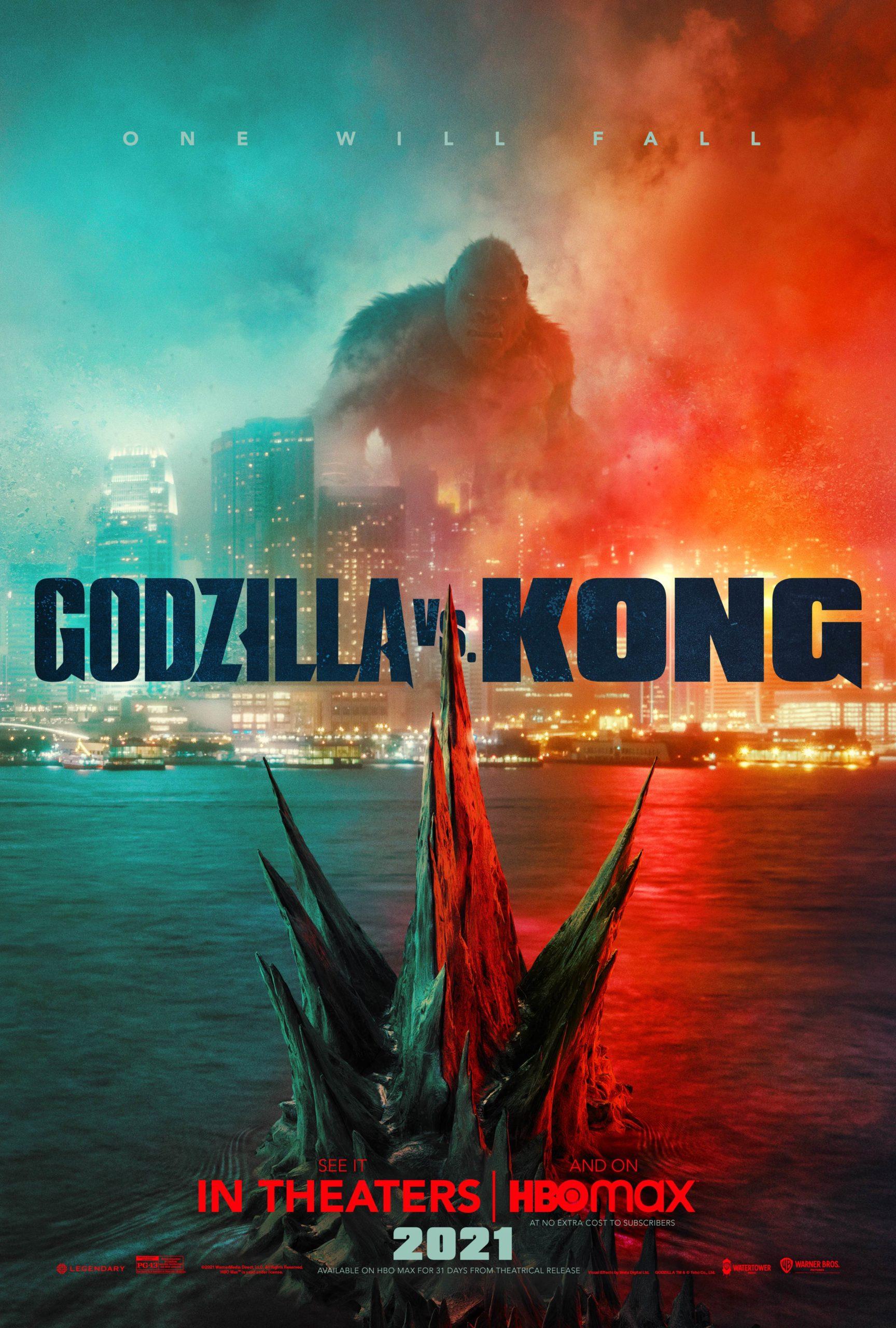 نخستین تریلر Godzilla vs. Kong
