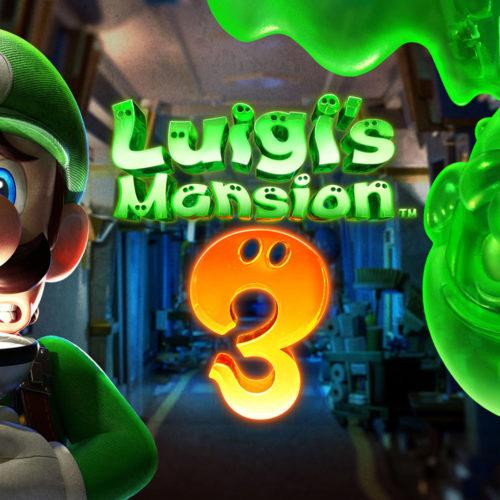 سازندهی Luigi's Mansion 3