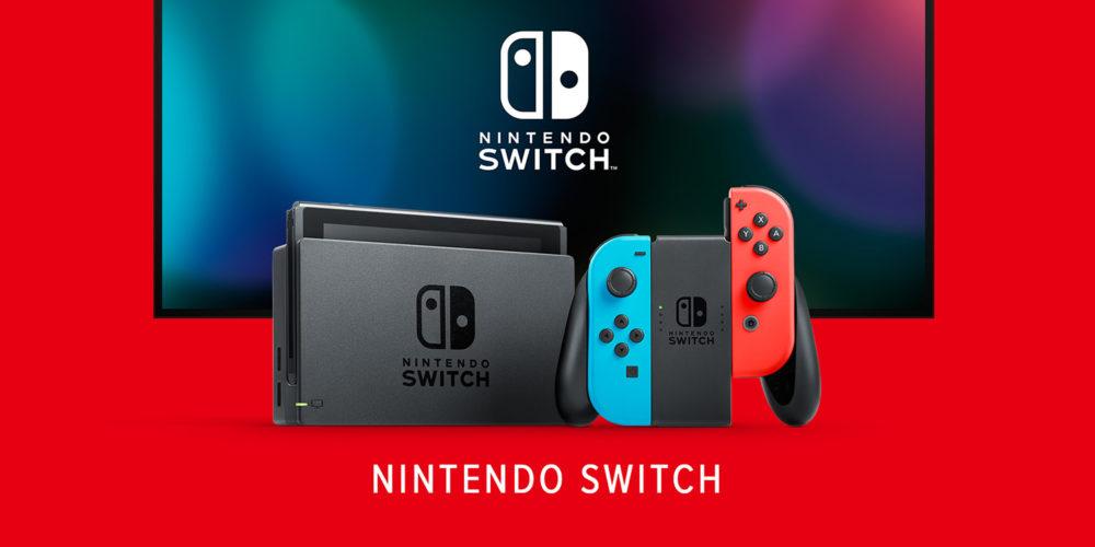 آمار فروش Nintendo Switch