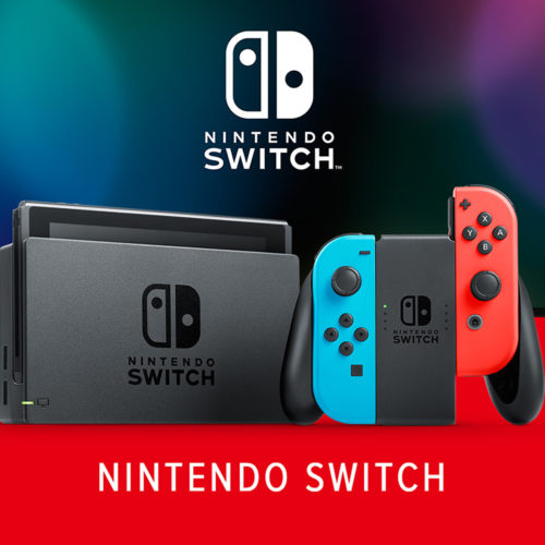 آمار فروش Nintendo Switch