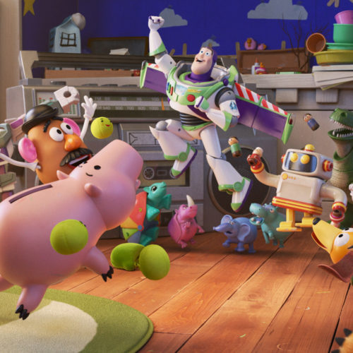اولین تریلر Pixar Popcor
