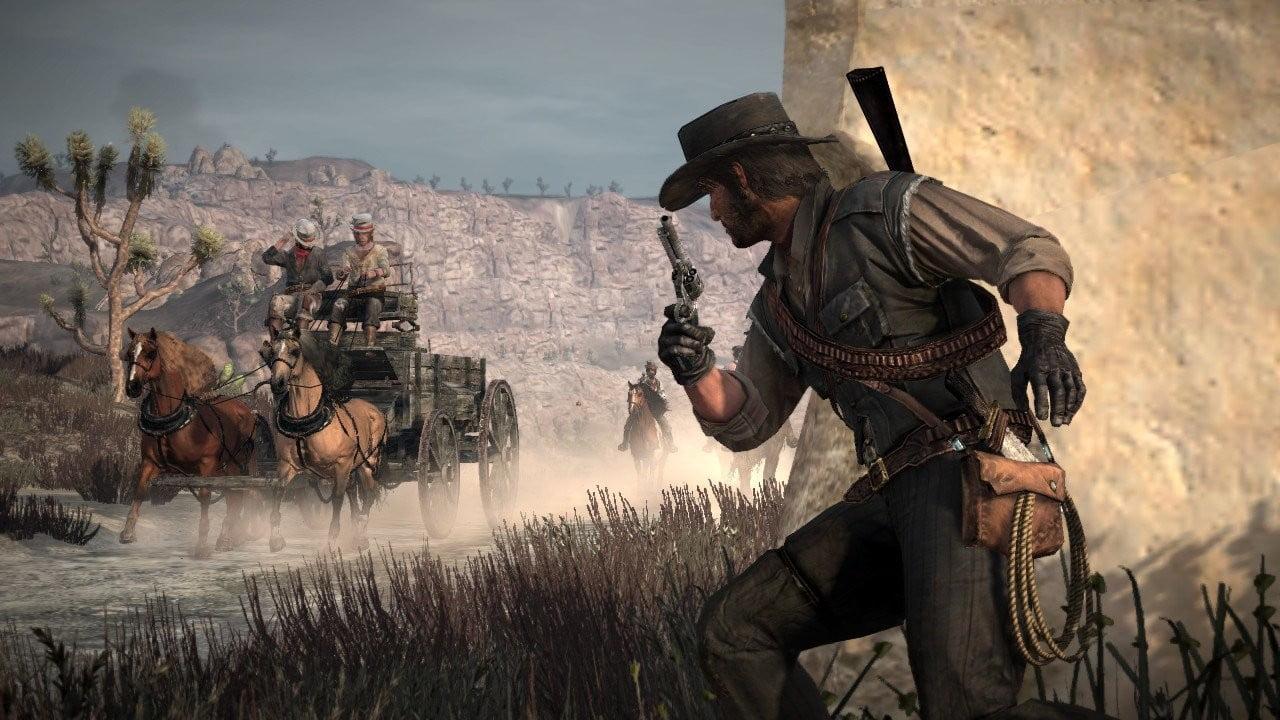 تروفی بازی Red Dead Redemption 1