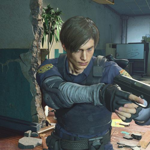 بازی چندنفرهی Resident Evil Re:Verse