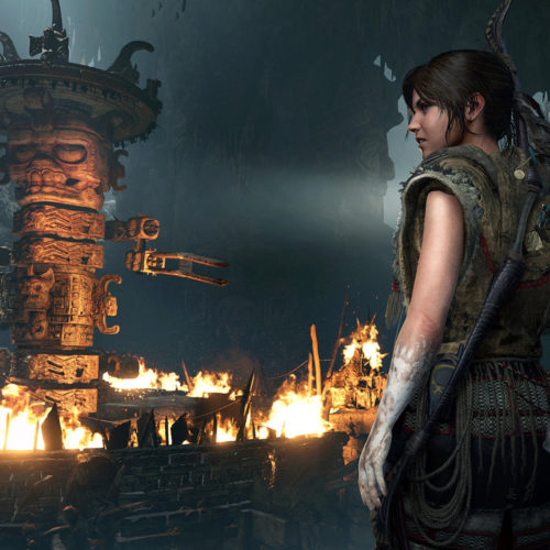 سریالهای Tomb Raider و Skull Island