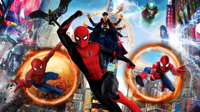 نسخههای قدیمی مرد عنکبوتی در Spider-Man 3