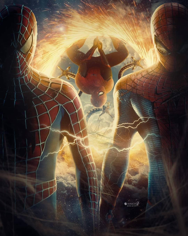 فنآرت Spider-Man 3