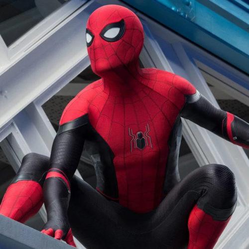 عکسهای پشت صحنهی Spider-Man 3