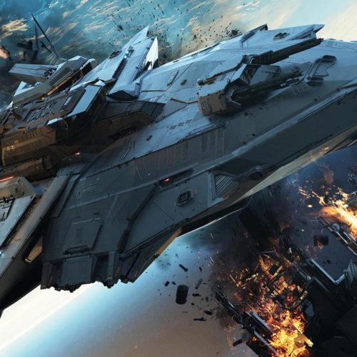 نسخهی بتای Squadron 42