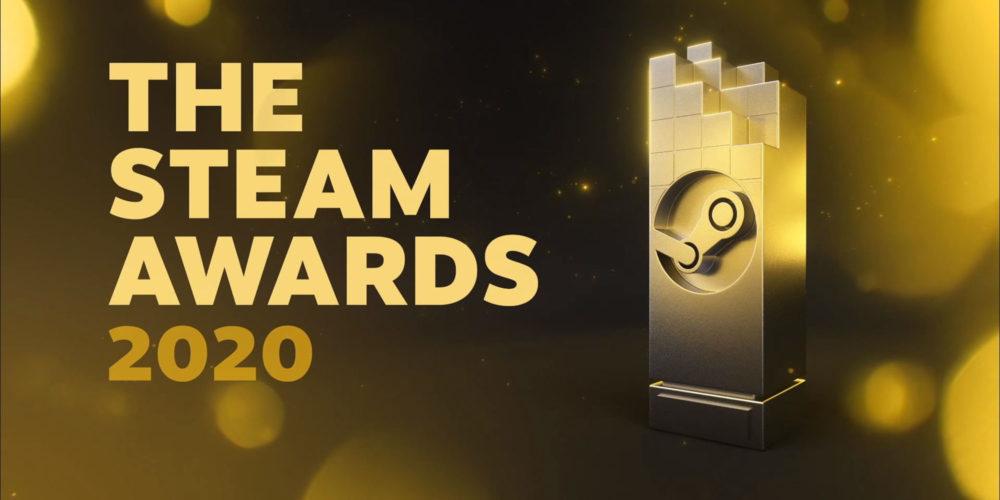 برندگان The Steam Awards 2020