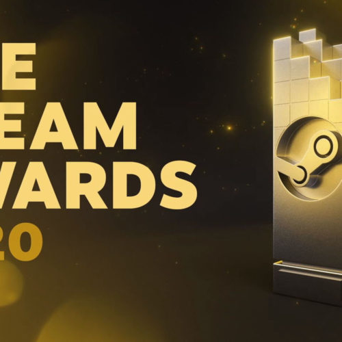 برندگان The Steam Awards 2020