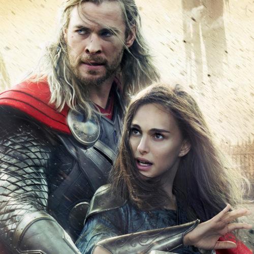 پروژهی Thor: Love and Thunder
